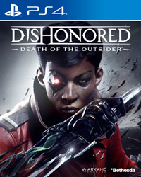 Game Dishonored: Death of the Outsider (PC) cover