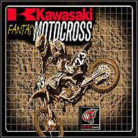 Okładka Kawasaki Fantasy Motocross (PC)