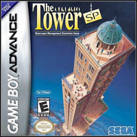 Game Box for The Tower SP (GBA)
