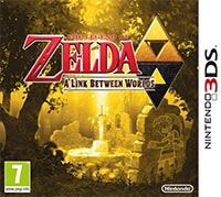 Game Box for The Legend of Zelda: A Link Between Worlds (3DS)
