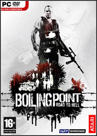 Okładka Boiling Point: Road to Hell (PC)