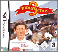 Okładka Riding Star 3 (NDS)