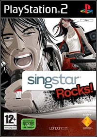 Game Box for SingStar Rocks! (PS2)