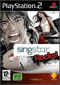 Okładka SingStar Rocks! (PS2)