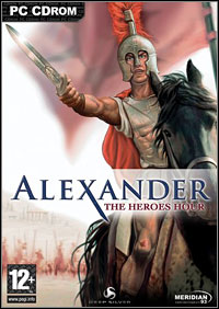 Okładka Alexander: The Heroes Hour (PC)
