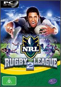 Okładka Rugby League 2 (PC)