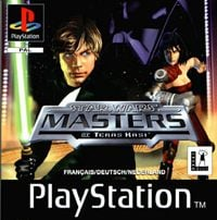 Game Box for Star Wars: Masters of Teräs Käsi (PS1)