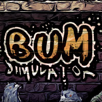 Game Box for Bum Simulator (PC)