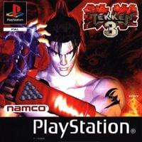 Okładka Tekken 3 (PS1)