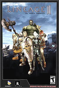 Game Box for Lineage II (PC)