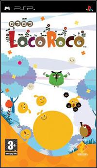 Okładka LocoRoco (PSP)