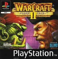 Okładka Warcraft II: The Dark Saga (PS1)