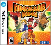 Okładka Dinosaur King (NDS)