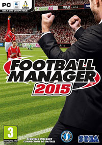 Okładka Football Manager 2015 (PC)