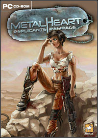 Okładka Metalheart: Replicants Rampage (PC)