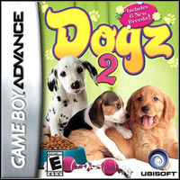 Game Box for Dogz 2 (GBA)