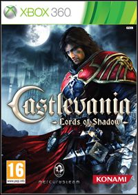 Game Castlevania: Lords of Shadow (X360) cover