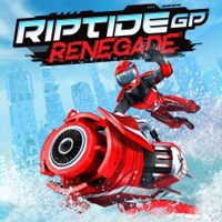 Game Riptide GP: Renegade (PC) cover
