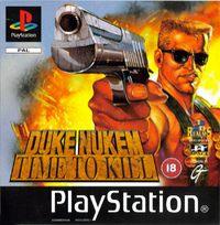 Okładka Duke Nukem: Time to Kill (PS1)
