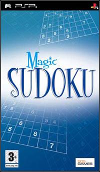 Okładka Magic Sudoku (PSP)