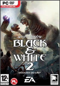 Okładka Black & White 2: Battle of The Gods (PC)