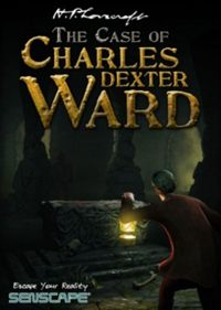 Okładka H. P. Lovecraft's The Case of Charles Dexter Ward (PC)