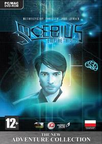 Okładka Moebius: Empire Rising (PC)