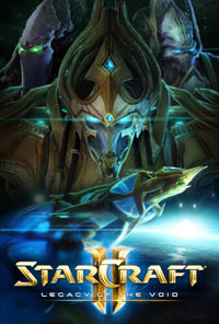 Okładka StarCraft II: Legacy of the Void (PC)