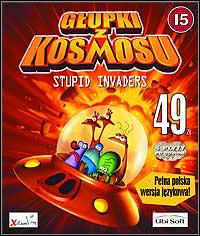 Okładka Stupid Invaders (PC)