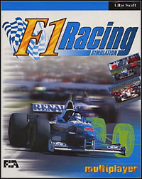 Okładka F1 Racing Simulation (PC)