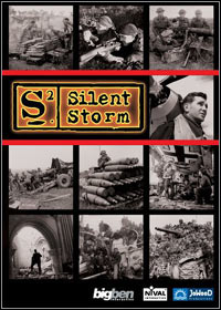 Game Box for Silent Storm (PC)