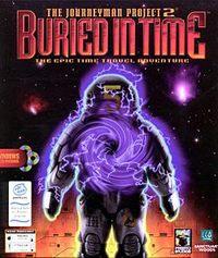 Okładka The Journeyman Project 2: Buried in Time (PC)