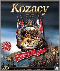 Game Box for Cossacks: European Wars (PC)