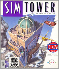 Game Box for SimTower: The Vertical Empire (PC)