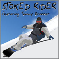 Okładka Stoked Rider featuring Tommy Brunner (PC)