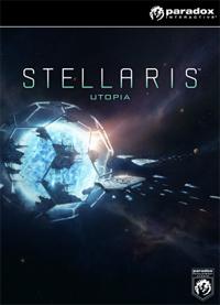 Okładka Stellaris: Utopia (PC)