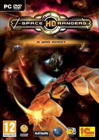 Okładka Space Rangers HD: A War Apart (PC)