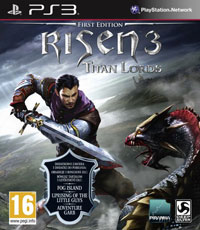 Game Risen 3: Titan Lords (PC) cover