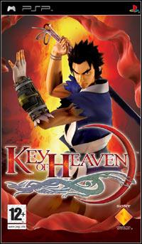 Okładka Kingdom of Paradise (PSP)