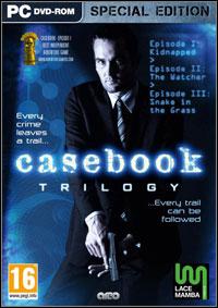 Okładka Casebook: Trilogy (PC)