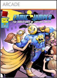 Okładka Comic Jumper: The Adventures of Captain Smiley (X360)