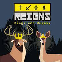 Game Box for Reigns: Kings & Queens (Switch)