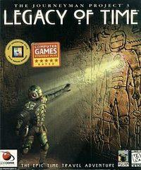 Okładka The Journeyman Project 3: Legacy of Time (PC)