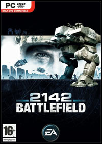 Game Box for Battlefield 2142 (PC)