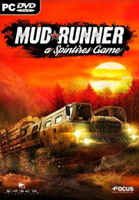 Game Spintires: MudRunner (PC) cover