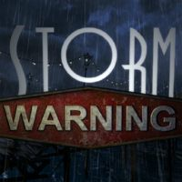 Game Box for Dark Fall: Storm Warning (PC)
