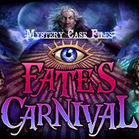 Okładka Mystery Case Files: Fate's Carnival (PC)
