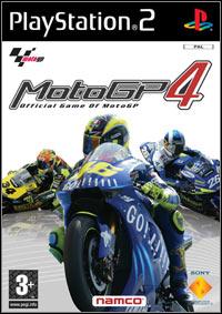 Okładka MotoGP 4 (PS2)