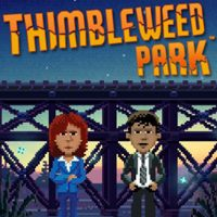 Game Thimbleweed Park (PC) cover