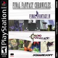 Game Box for Final Fantasy Chronicles (PS1)